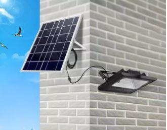 Ứng dụng mà đèn năng lượng mặt trời được sử dụng hiệu quả