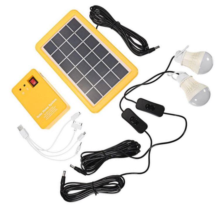 Đèn dự phòng khẩn cấp năng lượng mặt trời