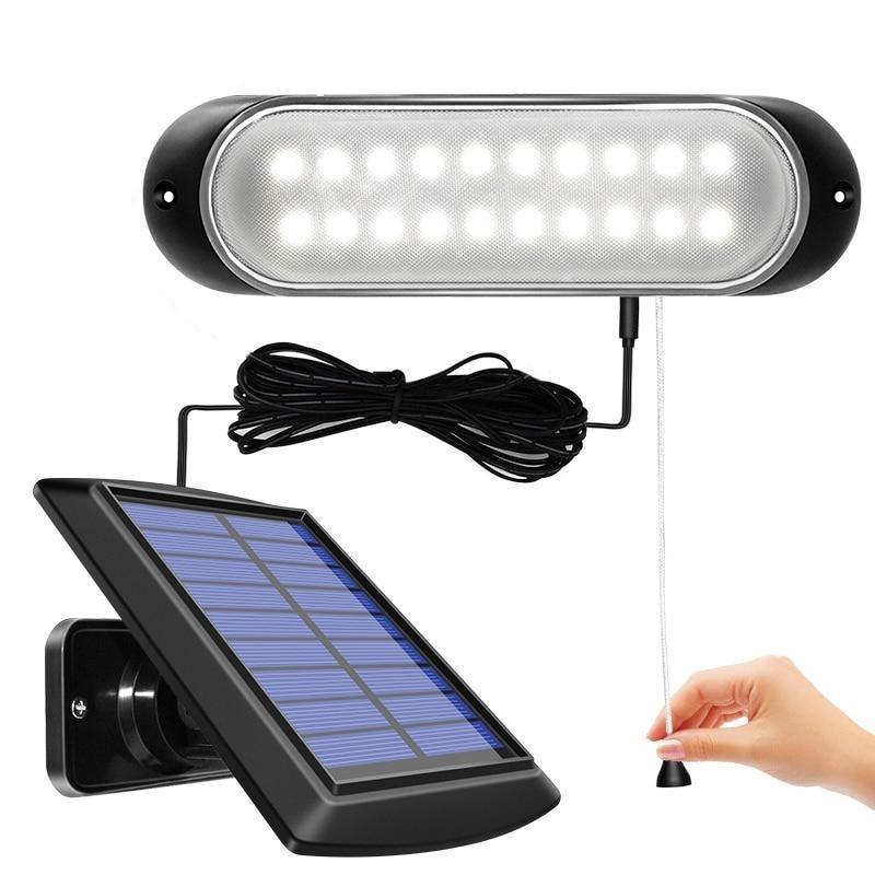 Đèn năng lượng mặt trời trong nhà Intech Solar