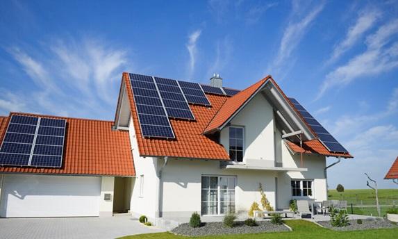 Lắp đặt điện mặt trời áp mái Intech Solar
