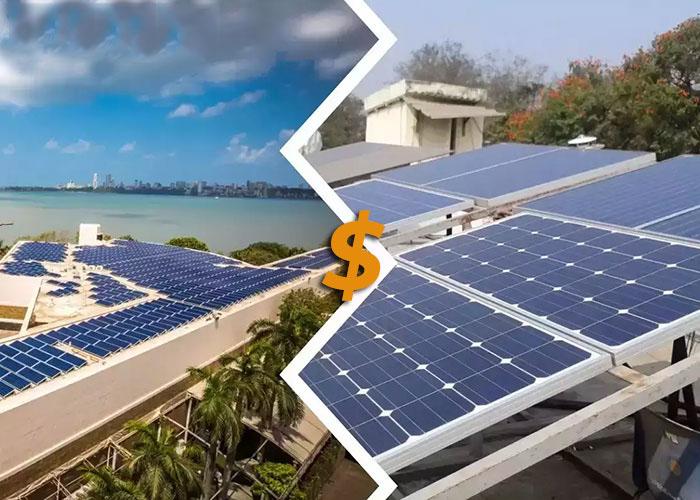 So sánh điện năng lượng mặt trời áp mái (Rooftop Solar) và Solar Farm