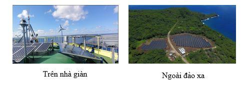 Vị trí lắp hệ thống điện mặt trời độc lập phù hợp