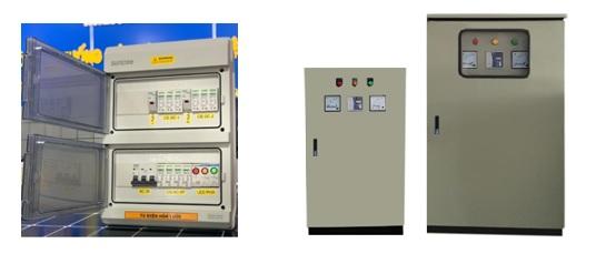Tủ điện AC Solar là gì?
